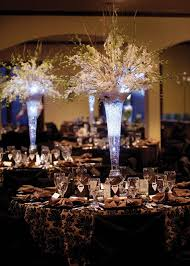 Wedding Reception Centerpieces Bling Wedding Reception Decorations 507