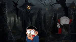 hoalloween halloween doraemon version youtube