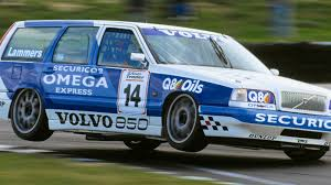 volvo trak volvo u0027s 850 wagon racer was all sorts of two wheeling awesome insanity
