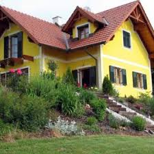 exterior decoration what color to paint house a white wall with