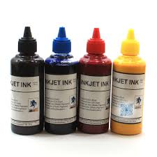 standard 400 ml 4 color combo sublimation pigment ink for epson