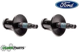 1997 Ford F350 Truck Parts - ford f150 f250 f350 tailgate striker latch lock bolt x2 oem
