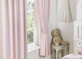 Pink Curtains For Nursery Pink Blackout Curtains Nursery Uk Gopelling Net