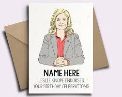 ron swanson birthday card free printable invitation design