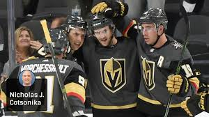 Make Up Classes In Las Vegas Golden Knights Make Roster Moves With Big Picture In Mind