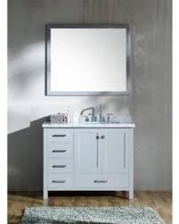 sweet deal on red barrel studio laureldale 43 u0027 u0027 single bathroom