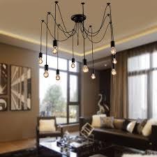 chandelier industrial kitchen lighting glass chandelier edison
