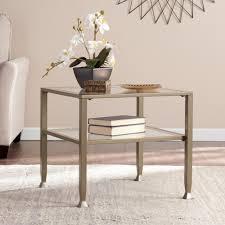 southern enterprises matte khaki coffee table hd864846 the home