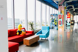 facebook office interior 9 amazing offices that might make you jealous welcome mat