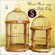 rakuten global market wooden bird cage wood bird cage