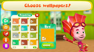 fiksiki dream house games u0026 home design for kids 1 1 apk download