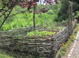wattle fence u2022 nifty homestead