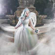 elvish style wedding dresses fireflypathbridal