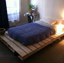 Making A Pallet Bed Really Fascinating Diy Pallet Bed Designs That Everyone Should See