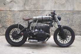 bmw bobber build bmw r65 scrambler by delux motorcycles bikebound