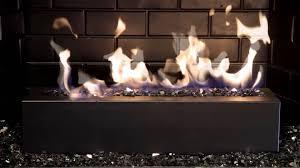 home decor simple gas fireplace glass decor idea stunning