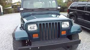 1995 jeep wrangler s rio grande edition youtube