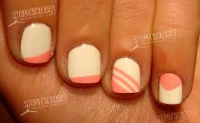 white nail art pen ideas nail art ideas
