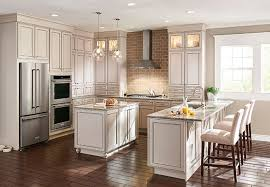 brown kitchen cabinets lowes kitchen planning guide ideas inspiration