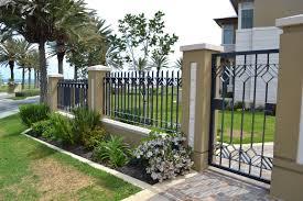 wrought iron perth western australia gates balustrades fences design