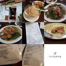 cuisine am ag lampong s restaurant vigan ilocos sur 2014 the bum