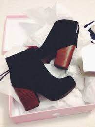 Black Suede Ankle Boots Low Heel Best 25 Black Booties Ideas On Pinterest Black Boots Ankle