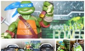 awesome teenage mutant ninja turtles party ideas spaceships