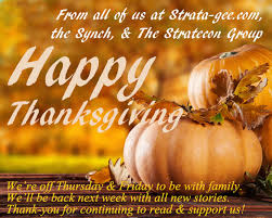 thanksgiving archives strata gee