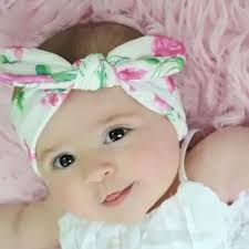 flower hairband cocotina 4 pcs kids baby headband toddler bow flower hair