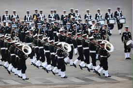 maiden participation of indian navy band in royal edinburgh