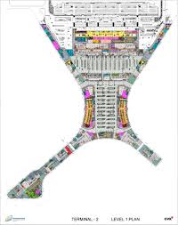 Madrid Airport Map Gallery Of Chhatrapati Shivaji International Airport Terminal 2