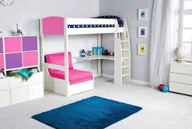 White High Sleeper Bed Frame Shorty Bed Frame Ellery White Bunk High Sleeper Metal