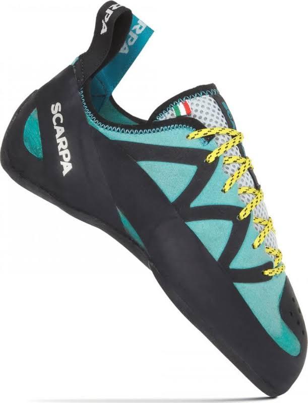 Scarpa Vapor Climbing Shoes Dahlia/Maldive 41 Euro 70061/002-DalMal-41