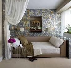 gold room divider bedroom green accent wall bedroom eclectic with white bedding