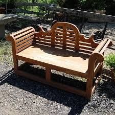 Designer Wooden Garden Benches by Wood Garden Bench Gardening Ideas