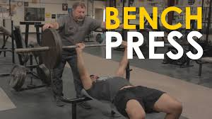 Starting Weight Bench Press How To Bench Press With Mark Rippetoe Art Of Manliness Youtube