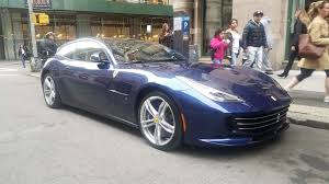 Ferrari California Light Blue - 2017 ferrari gtc4lusso doubles the pleasure the drive