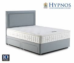 Most Comfortable Bed Hypnos Pearl Pillow Top Super Kingsize Divan Bed