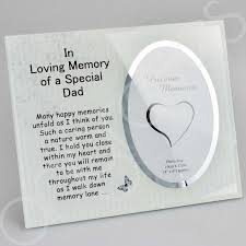 remembrance picture frame memorial glass mirror photo frame