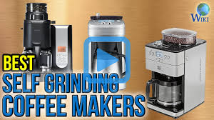 Coffee Makers With Grinders Built In Reviews Top 6 Self Grinding Coffee Makers Of 2017 Video Review