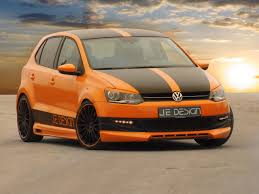 volkswagen modified vw polo tuning pictures