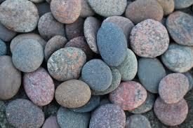 Wishing Rocks For Wedding 60 Medium Beach Stones Flat Sea Stones Wedding Stones Wishing