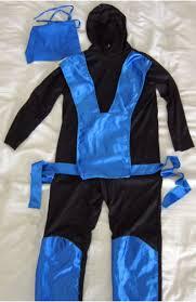 Halloween Costume Kids Free Boy U0027s Mortal Kombat Ninja Halloween Costume