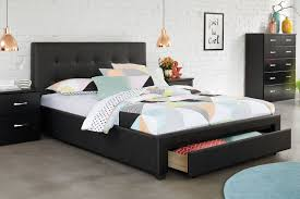 queen storage bed framebe equiped queen bed frame with headboard