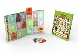 Animal Crossing Home Design Games Is That Card Collectors Binder Exclusive To Europe Animal