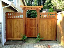 oriental arbor gate for the side yard entrances i also like the