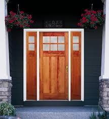Exterior Pine Doors Brosco Exterior Wood