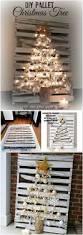 30 amazing diy rustic christmas decoration ideas pallet light