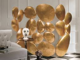 Gold Room Divider Gold Folding Screen Paravent Room Divider By Pedro Sousa From Boca