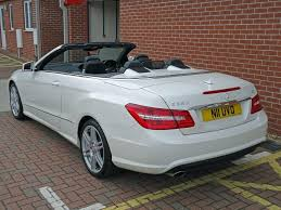 used mercedes convertible used 2012 62 mercedes benz e class e250 cdi sport low mileage